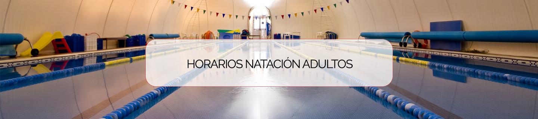Horarios piscina